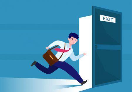 يكفي اليوم. متى يجب عليك التوقف عن التداول في ExpertOption ؟